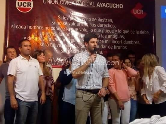 Juntos por el Cambio retuvo la intendencia y es reelecto Emilio Cordonnier