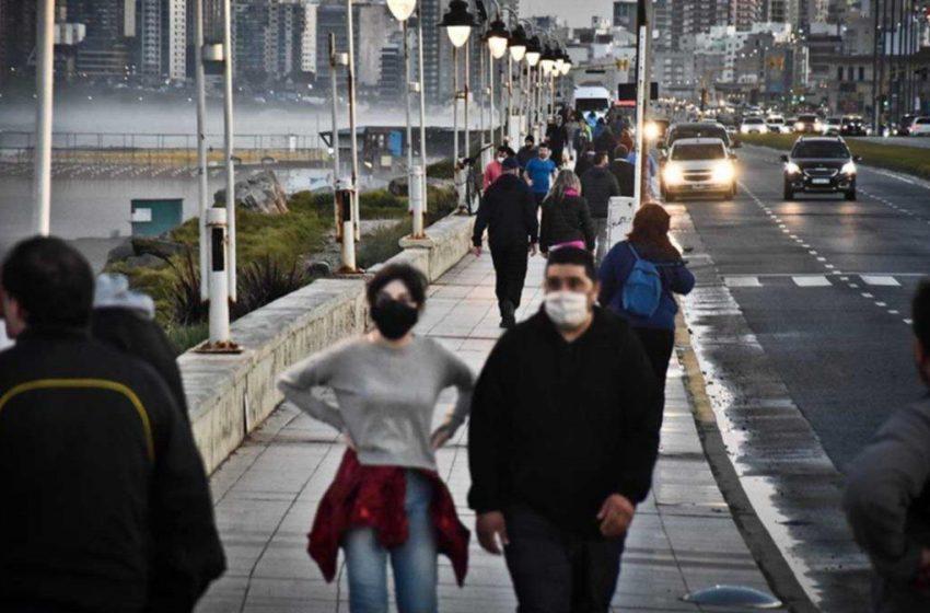 Mar del Plata seguirá en fase 3 por los múltiples contagios
