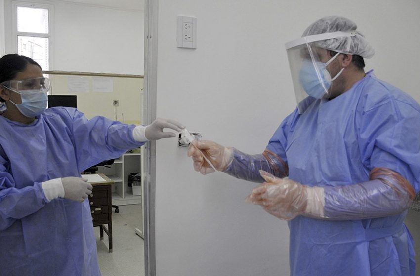 1 resultado positivo y 2 pacientes recuperados en Ayacucho