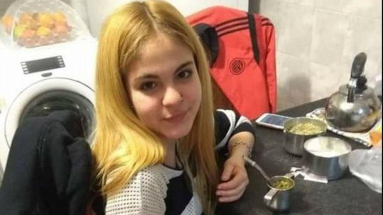 Mataron a Ludmila Pretti, la menor buscada tras una fiesta