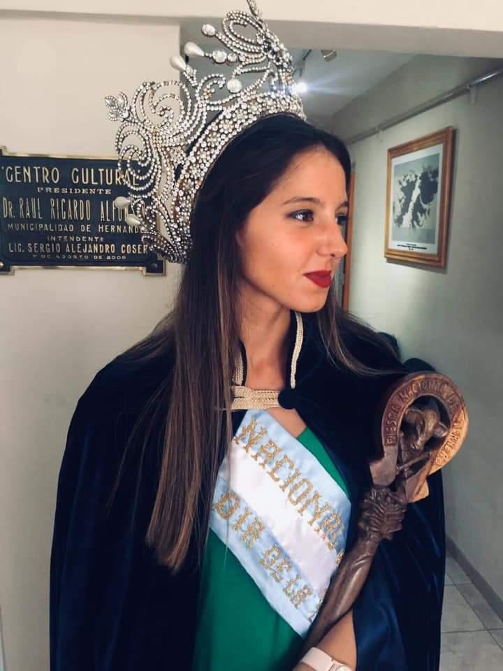 Agustina Desimone participará de «Charlando con la corte»
