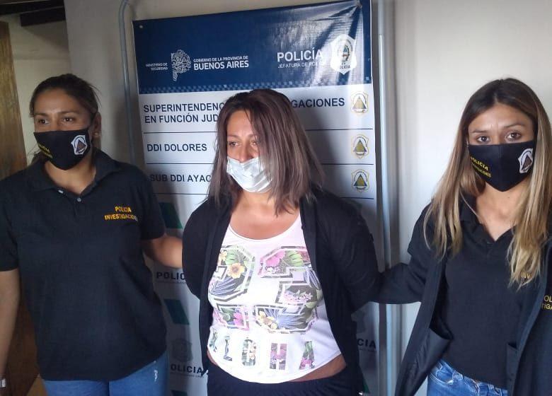 Allanamiento y detención por robo agravado