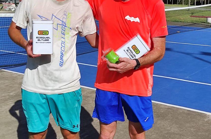 Tenis: Nahuel Langhi Campeón en Intermedia