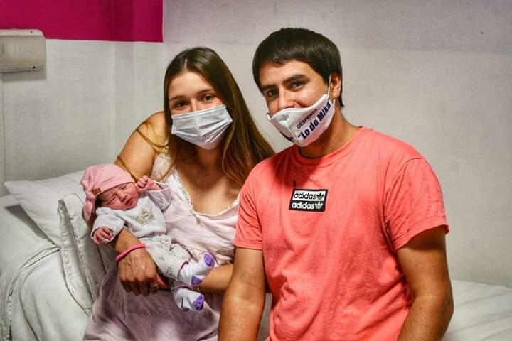 Nació el Primer Bebe del 2021 en Ayacucho