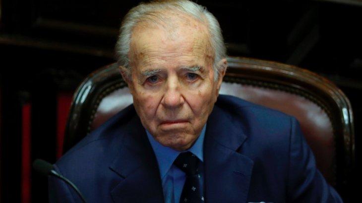Murió el Expresidente Carlos Menem